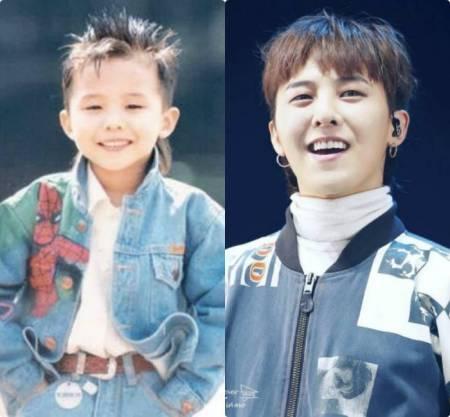 G-Dragon, thần tượng kpop, idol kpop, cua so tinh yeu