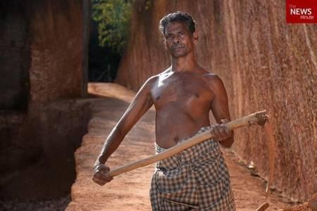 người đàn ông, đào đường, khuyết tật, cua so tinh yeu