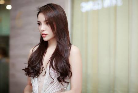 Kỳ Duyên, Hoa hậu Kỳ Duyên, Kỳ Duyên gợi cảm, cua so tinh yeu