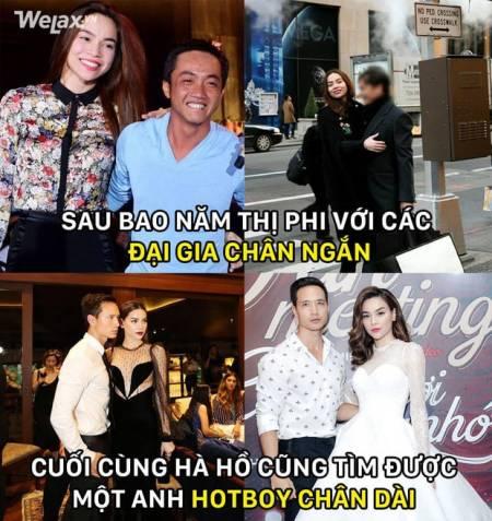 Hồ Ngọc Hà, Kim Lý, Hồ Ngọc Hà ẩn ý thừa nhận yêu Kim Lý, cua so tinh yeu