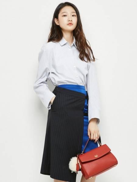 thời trang, áo sơ mi, xu hướng mùa thu, cua so tinh yeu