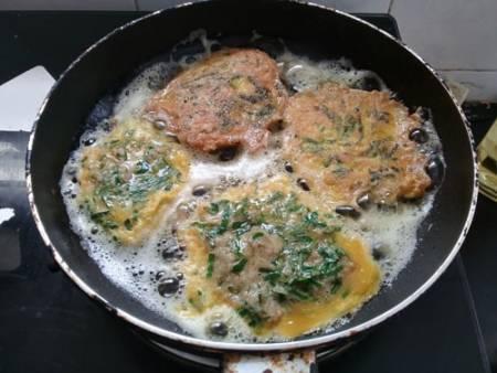 trứng, trứng cá, lá lốt, cua so tinh yeu