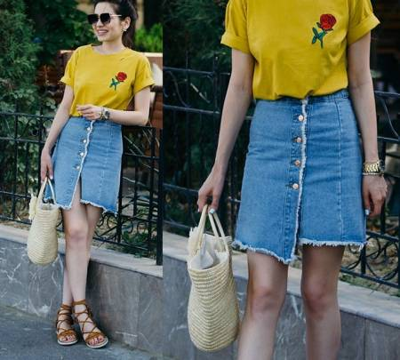 thời trang, gam vàng, đẹp, cua so tinh yeu