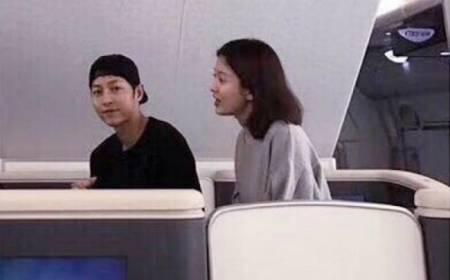 Song Hye Kyo, Song Joong Ki, sao Hàn, cua so tinh yeu