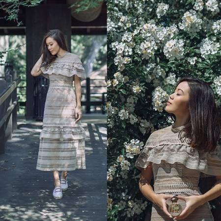 váy maxi, thời trang, cua so tinh yeu