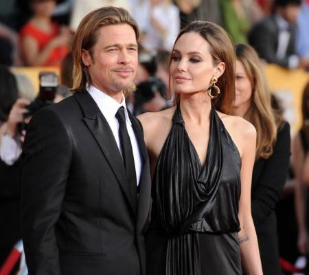 Brad Pitt, Angelina Jolie, Ly hôn, cua so tinh yeu