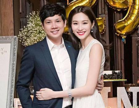 Đặng Thu Thảo, hoa hậu Đặng Thu Thảo, bạn trai thiếu gia, cua so tinh yeu