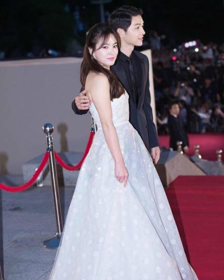 Song Hye Kyo, Song Joong Ki, sao kết hôn, sao chụp ảnh cưới, cua so tinh yeu