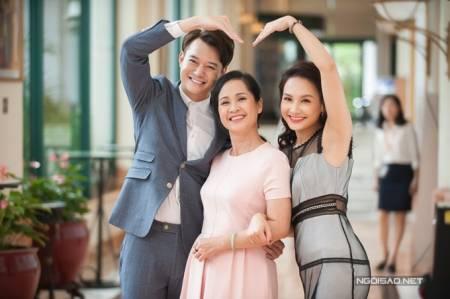 NSND Lan Hương NSND Lan Hương không được mời dự VTV Awards 2017, VTV Awards 2017, cua so tinh yeu