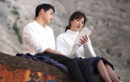 Song Hye Kyo, Song Joong Ki, đám cưới Song Hye Kyo - Song Joong Ki, du lịch Mỹ, thung lũng Napa, cua so tinh yeu