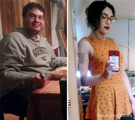 người chuyển giới, chuyển giới thành công, hoocmon chuyển giới hoán giới, cua so tinh yeu