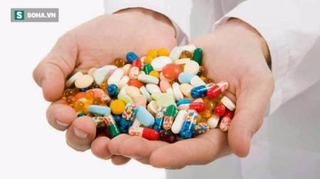 thuốc kháng sinh, lạm dụng kháng sinh, nhờn kháng sinh, sức khỏe, cua so tinh yeu