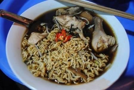 quán ngon, gà tần, Hà Nội, cua so tinh yeu