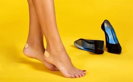 làm đẹp, mẹo đi giày, đi giày không đâu chân, cua so tinh yeu