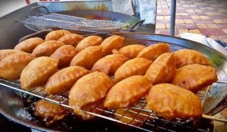 món ngon, bánh, Cao Bằng, bánh cuốn, coong phù, cua so tinh yeu