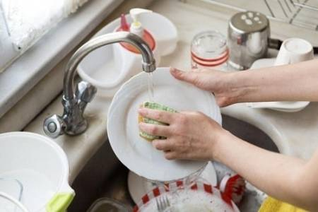 tự làm nước rửa bát, mẹo vặt cuộc sống, cua so tinh yeu