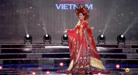 Miss Grand International, Huyền My, Á hậu Huyền My, Hoa hậu, cua so tinh yeu