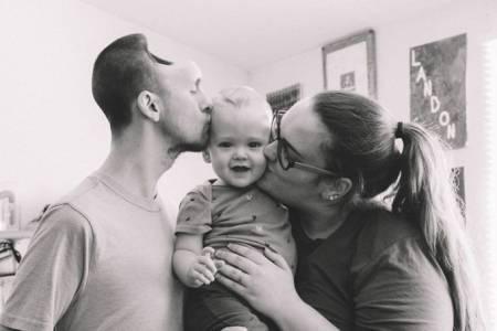 nước tăng lực, xuất huyết não, Austin, Brianna, câu chuyện, bà mẹ trẻ, tình yêu dành cho chồng, cua so tinh yeu