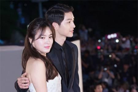 Song Joong Ki, Song Hye Kyo, đám cưới thế kỉ, kết hôn, sao Hàn, cua so tinh yeu