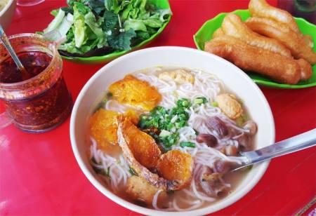 quà vặt Hà Nội, quán ngon Hà Nội, cua so tinh yeu
