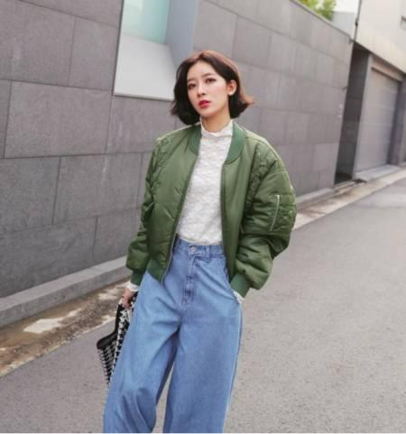 thời trang, phối đồ, jacket, mùa thu, cua so tinh yeu