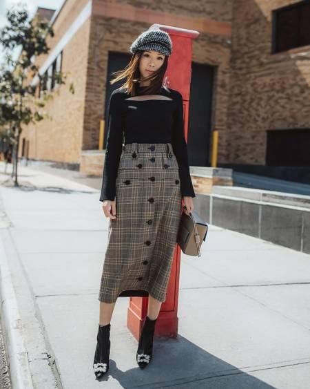 trang phục thu đông, bí quyết phối đồ đông, thời trang thu đông, set đồ thu đông, cua so tinh yeu