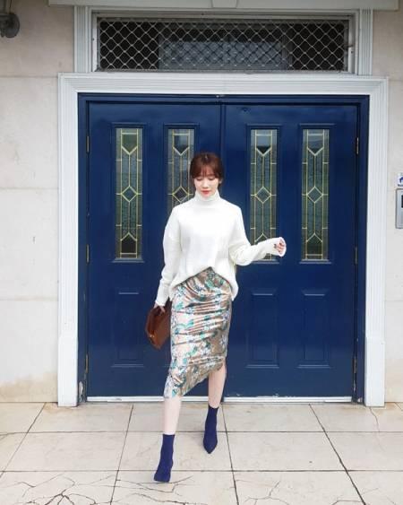 Tư vấn mặc đẹp, Tin thời trang, Chân váy, cách mặc chân váy, chân váy bút chì, cua so tinh yeu