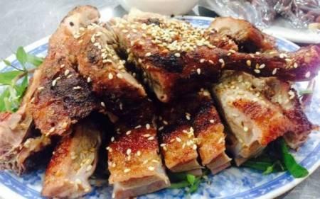 vịt, vịt cỏ, Vân Đình, quán ngon, Hà Nội, cua so tinh yeu