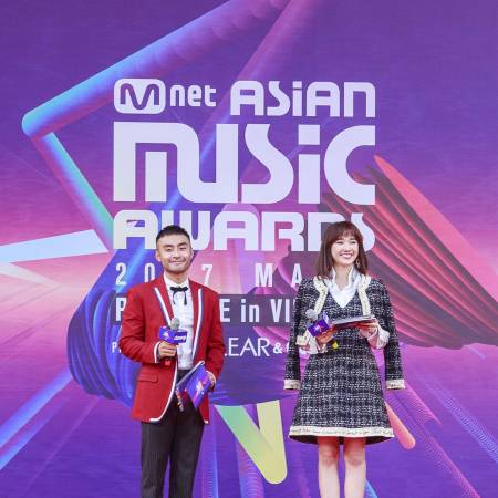 Hari Won, NTK Công Trí, MAMA 2017, cua so tinh yeu