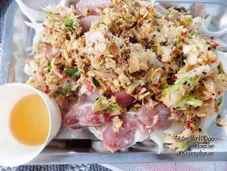 thịt chua nướng, món nướng, thịt nướng, cua so tinh yeu