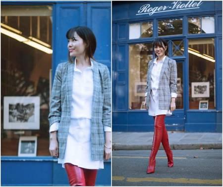thời trang mùa đông, thời trang dạo phố, street style, cua so tinh yeu