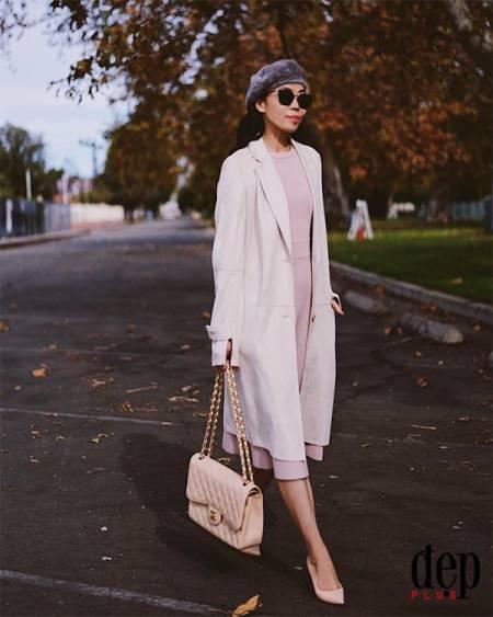 mix chân váy mùa đông, mặc chân váy mùa đông, kết hợp chân váy, mặc đẹp mùa đông, cua so tinh yeu