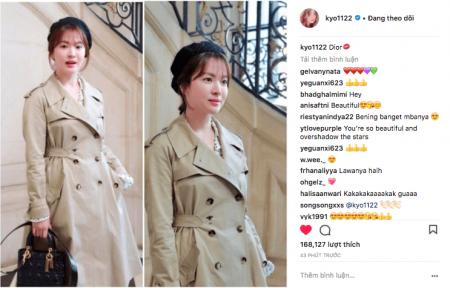 Song Joong Ki và Song Hye Kyo kết hôn, Song Hye Kyo, Song Joong Ki, cua so tinh yeu