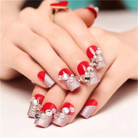 mẫu nail đẹp, Nail xinh, làm nail, xu hướng nail, Mẫu nail màu đỏ đẹp, mẫu nail xinh, những mẫu nail đang hot, mẫu nail hot, sơn móng tay, sơn móng tay đẹp, màu sắc móng tay, cua so tinh yeu