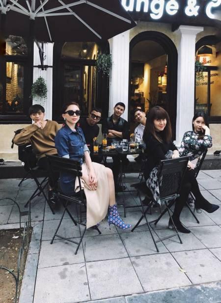 tóc tiên, hoàng touliver, sao Việt, showbiz Việt, cua so tinh yeu