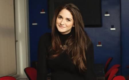 Liz Wessel, start-up , cua so tinh yeu