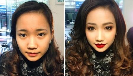make up, mẹo trang điểm, làm đẹp, tip làm đẹp, cua so tinh yeu