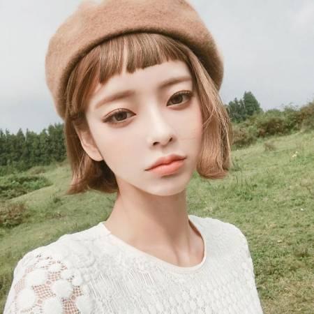 Kiểu tóc đẹp, tóc ngắn nổi bật, tóc ngắn đón hè, tạo kiểu với tóc ngắn, tóc uốn vểnh, tóc phong cách hàn quốc, phong cách hàn quốc, xu hướng tóc ngắn, cua so tinh yeu