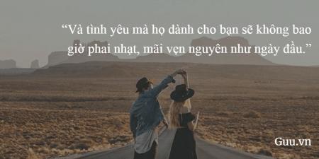 Tình yêu thật sự, Tâm sự yêu, Don't think just love, Tình yêu không phai nhạt, GUU ORIGINAL, cua so tinh yeu