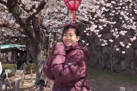 Mai Phương, đưa con gái đi Nhật chơi, cửa sổ tình yêu.