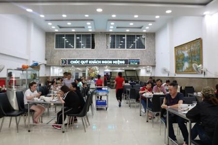 quán Sài Gòn, cháo vịt Thanh Đa, Gốc Nhà Lá, Thu Nga Gốc, Bình Thạnh, cua so tinh yeu