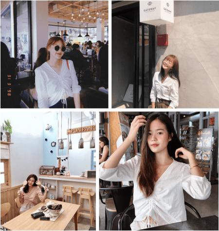 crop top, hot item, mốt14, mix đồ, hot trends 2019, cua so tinh yeu
