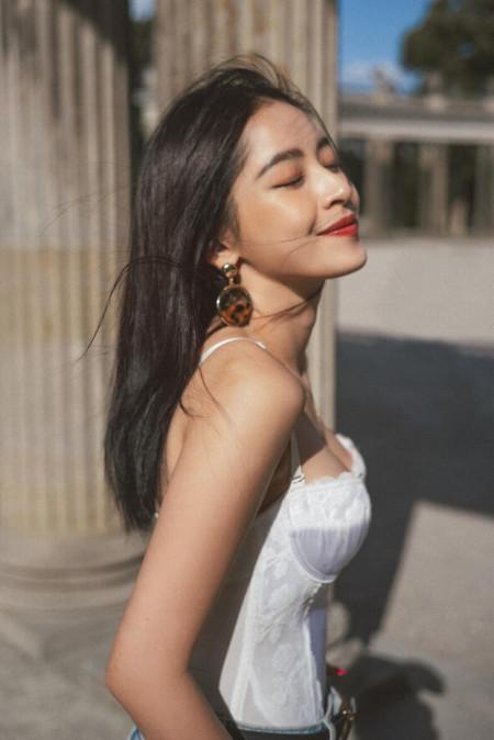 Chi Pu, sao Việt, showbiz Việt, cua so tinh yeu