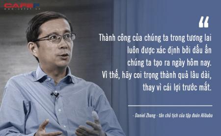 tập đoàn alibaba, tỷ phú Jack Ma, người kế nhiệm, thương mại điện tử, Daniel Zhang, cua so tinh yeu