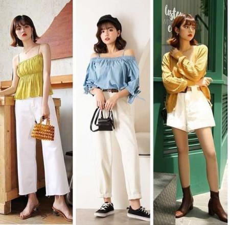 phong cách vintage, phong cách retro, thời trang thu, thời trang nữ, cua so tinh yeu