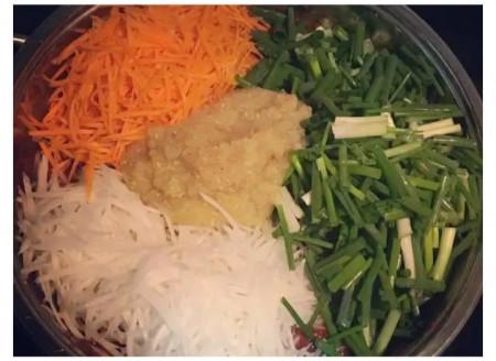 kim chi,món ngon mỗi ngày,cải thảo, Lên men, cua so tinh yeu