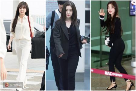 Nhan sắc xinh đẹp, Irene, Star style, cua so tinh yeu