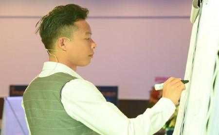 CEO được ngưỡng mộ, người thầy, kinh doanh online, thu nhập, cua so tinh yeu