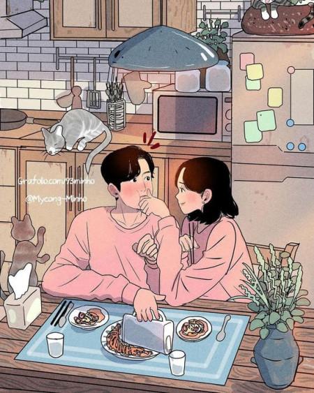 Cung Hoàng đạo, lưới tình, sự ngọt ngào, tình yêu, cửa sổ tình yêu.