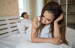 mang thai, nhu cầu tăng, chồng lảng tránh, không muốn gần gũi, không tới đích, không thể quan hệ